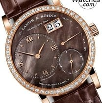 A. Lange & Söhne Rose gold 36mm Manual winding 813.043 new United States of America, Florida, Sunny Isles Beach