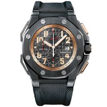 Audemars Piguet Royal Oak Offshore Cerámica 48mm Negro Árabes