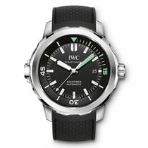 IWC Aquatimer Automatic Steel 42mm Black United States of America, California, Los Angeles