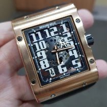 Richard Mille RM 016 Red gold 2010 RM 016 pre-owned