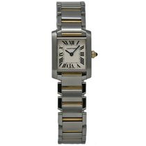 Cartier W51007Q4 Steel 2003 Tank Française 25mm pre-owned United States of America, Florida, 33132