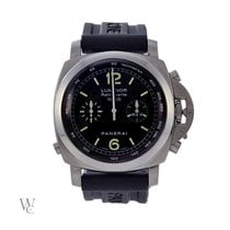 Panerai Luminor 1950 3 Days Chrono Flyback PAM 00213 2005 pre-owned