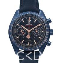 Omega Speedmaster Professional Moonwatch Moonphase 304.93.44.52.03.002 new