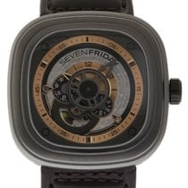 Sevenfriday Steel 47mm Automatic P2-01 new United States of America, Florida, 33132