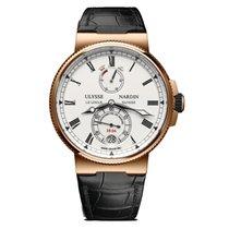 Ulysse Nardin Marine Chronometer Manufacture Rose gold 43mm White United Kingdom, London
