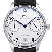 IWC Portuguese Automatic Steel
