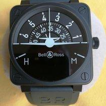 Bell & Ross BR 01-92 nuevo 2015 Automático Reloj con estuche y documentos originales BR01-92