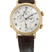 Breguet | A Yellow Gold Automatic Wristwatch With 24-hour...