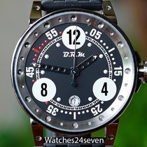 B.R.M Automatic Date Classic Racing Style 44m, Ref. V6-44-GT-C...