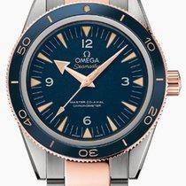 Omega Seamaster 300 41mm Blue Arabic numerals