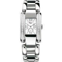 Chopard 418415 La Strada Quartz in Steel with Diamond Bezel -...