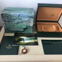 Rolex 16610LV Box Set for Flat 4 / F Series 2003 / 2004 -...