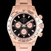 Rolex Daytona Rose gold 40mm Black United States of America, California, San Mateo