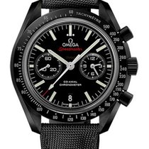 Omega 311.92.44.51.01.003 Co Axial Dark Side of the Moon Watch