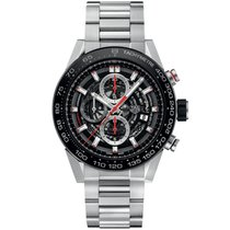 TAG Heuer CAR2A1W.BA0703 Carrera Calibre HEUER01 Automatic...