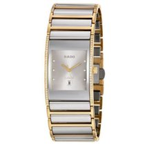 Rado 27mm Quartz new Integral Silver