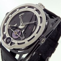 De Bethune Titanium 42.5mm Manual winding DB28TIS8NLE pre-owned