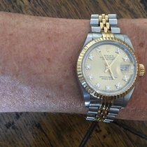 Rolex Oyster Perpetual (Submodel) occasion 25mm Or/Acier