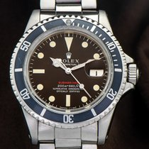 Rolex Submariner Date pre-owned 40mm Date Steel