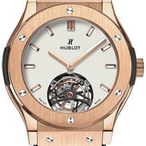 Hublot Red gold Manual winding 45mm new Classic Fusion 45, 42, 38, 33 mm