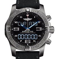 Breitling Exospace B55 Connected EB5510H2/BE79/100W/A20BASA.1 neu