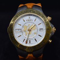 Ebel pre-owned Automatic 41mm White Sapphire Glass