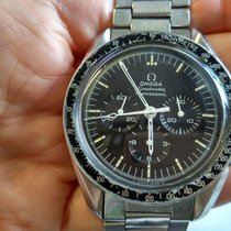 Omega Speedmaster Professional Moonwatch usado Aço
