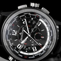 Jaeger-LeCoultre 44mm Automatic pre-owned AMVOX Black