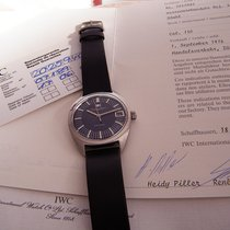 IWC Steel 36mm Quartz Electronic Cal. 150 pre-owned