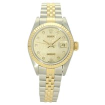 Rolex Gold/Steel 26mm Automatic 69173 pre-owned United Kingdom, Liverpool