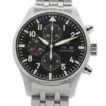 IWC Pilot Chronograph IW3777-10 pre-owned