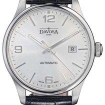 Davosa Gentleman Zeljezo 40mm Srebro