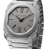 Bulgari Octo 102713 BGO40C14TTXTAUTO Unworn Titanium 40mm Automatic United Kingdom, London