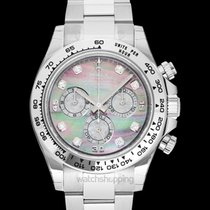 Rolex Daytona White gold Mother of pearl United States of America, California, San Mateo