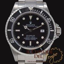 Rolex Sea-Dweller 4000 Acciaio 40mm Nero Senza numeri Italia, Terni