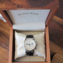 Jacques Etoile Staal 42mm Automatisch No. 335 tweedehands
