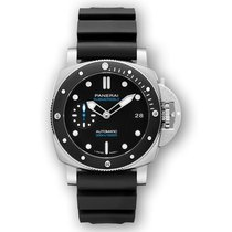 Panerai Luminor Submersible new 2019 Automatic Watch with original box and original papers PAM 00683