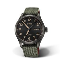 Oris Big Crown ProPilot Day Date Steel Black United States of America, New Jersey, Cherry Hill