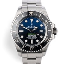 Rolex Sea-Dweller Deepsea Steel 44mm Black United Kingdom, London