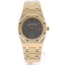 Audemars Piguet Royal Oak Lady Geelgoud 25mm Grijs