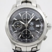 TAG Heuer Steel 40mm Automatic 31T0223 pre-owned
