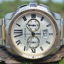 Cartier Calibre de Cartier Chronograph 3578 / Code: 6022 new