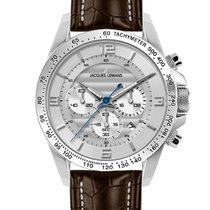 Jacques Lemans Women's watch 36mm Quartz new Watch with original box and original papers