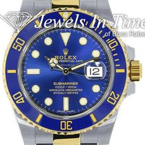 Rolex Submariner Date 116613 2012 pre-owned