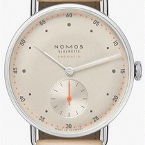 NOMOS Steel 35mm Automatic 1107 new