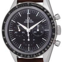 Omega Speedmaster Professional Moonwatch Acero 40mm Negro