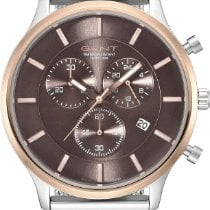 Gant GREENVILLE GT002001 Herrenchronograph Design Highlight