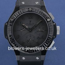Hublot Big Bang All Black Chronograph 301.CD.134.RX.190