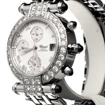 Chopard Imperiale Chronograph Steel Diamonds 38 mm