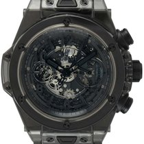 Hublot : Big Bang All Black Sapphire :  411.JB.4901.RT : ...
